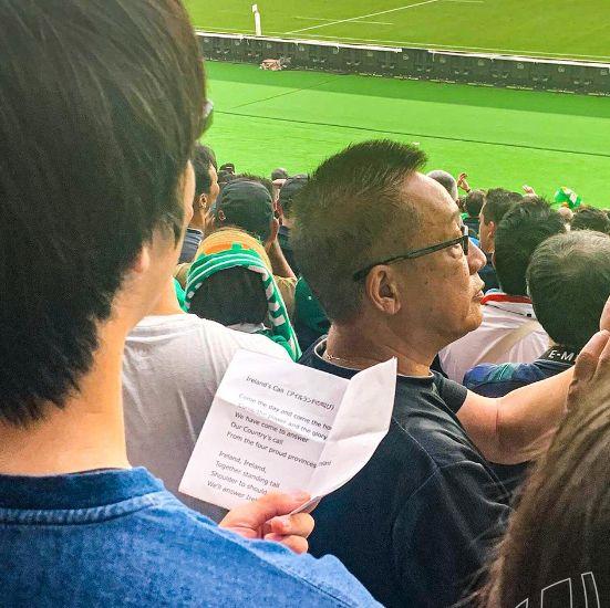 ワールド カップ 反応 の ラグビー 海外